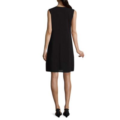 a.n.a Sleeveless Shift Dress