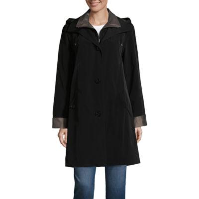 St. John's Bay Water Resistant Raincoat