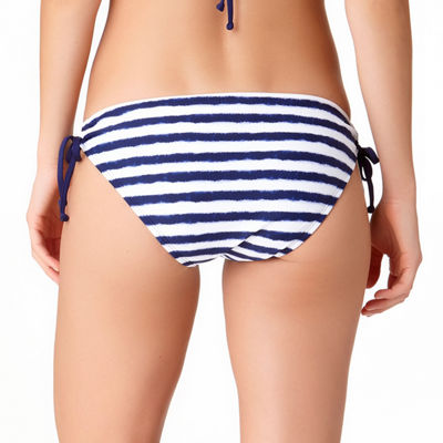 a.n.a Stripe Hipster Swimsuit Bottom