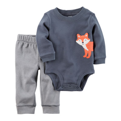 Carter's 2-pc. Bodysuit Set-Baby Boys
