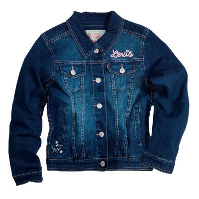 Levi's Trucker Denim Jacket Big Girls'