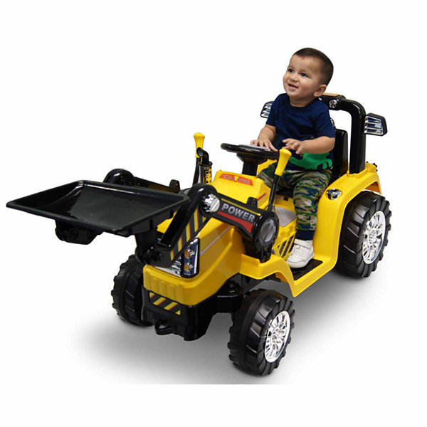 Best Ride On Cars 12v Ride On Tractor