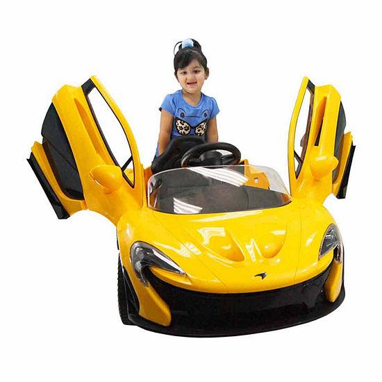 Best Ride On Cars Mclaren P1 12v Ride-On