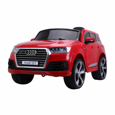 Best Ride On Cars Audi Q7 12V Battery Powered Ride-On