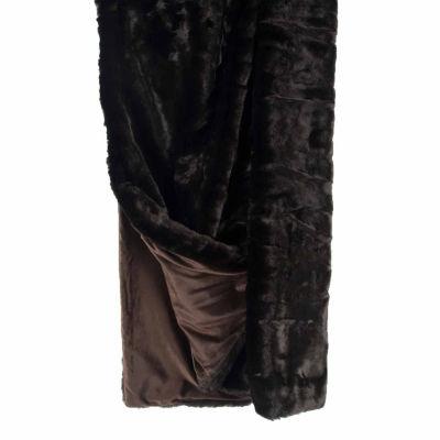 Rizzy Home Luxurious Faux Fur Throw