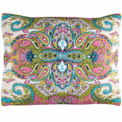 Rizzy Home Carnivalle Pillow Sham