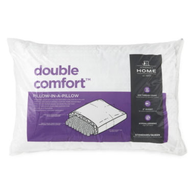 JCPenney Home Double Comfort™ Pillow