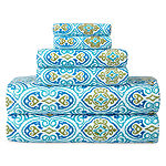 JCPenney Home Madrid Bath Towel Collection