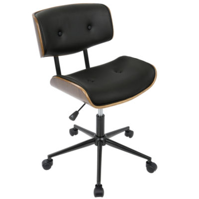 Lombardi Mid-Century Modern Office Chair