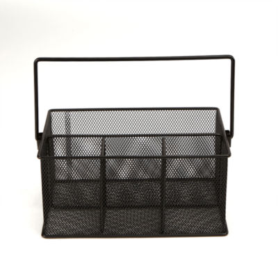 Mind Reader Mesh Storage Basket