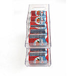 Mind Reader Stackable Soda Can Holder 2-Pack