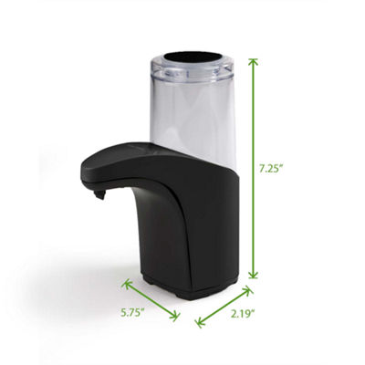 Mind Reader Automatic Touchless Hand Soap Dispenser