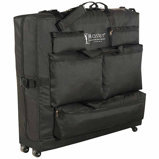 """Master Massage - Universal Massage Table Carrying Case with Wheels(Fits tables 25""""-31"""")"""