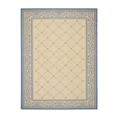 Safavieh Frona Oriental Rectangular Indoor/Outdoor Rugs