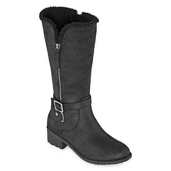 St. John's Bay Womens Downey Boots