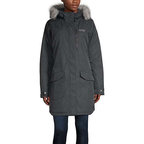 Columbia Suttle Mountain Water Resistant Heavyweight Parka ...
