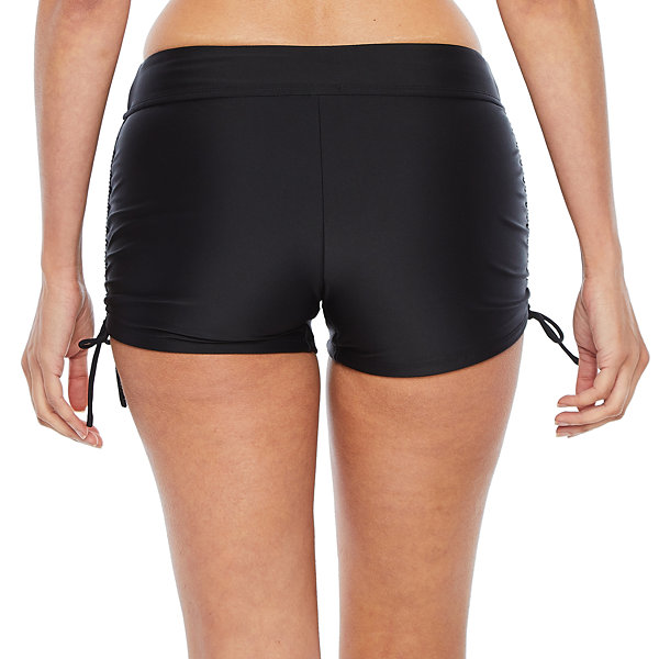 Zeroxposur Boyshort Swimsuit Bottom