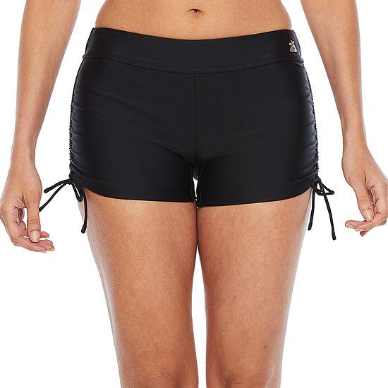 Zeroxposur Boyshort Bikini Swimsuit Bottom