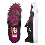 Vans Asher Deluxe Womens Skate Shoes
