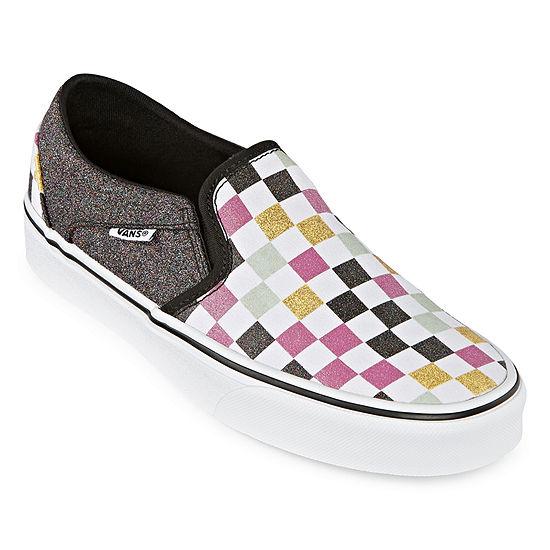 Vans Asher Womens Skate Shoes