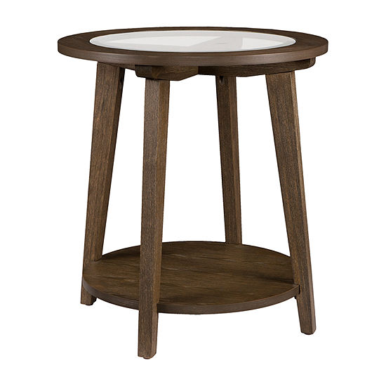 Nawil Round End Table