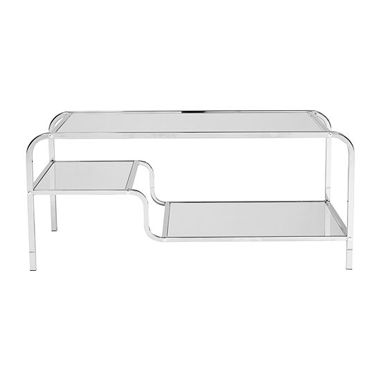 Richlod Mirrored Coffee Table