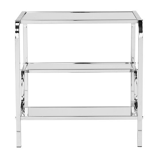 Richlod Mirrored Side Table