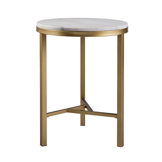 Framphis Marble Side Table