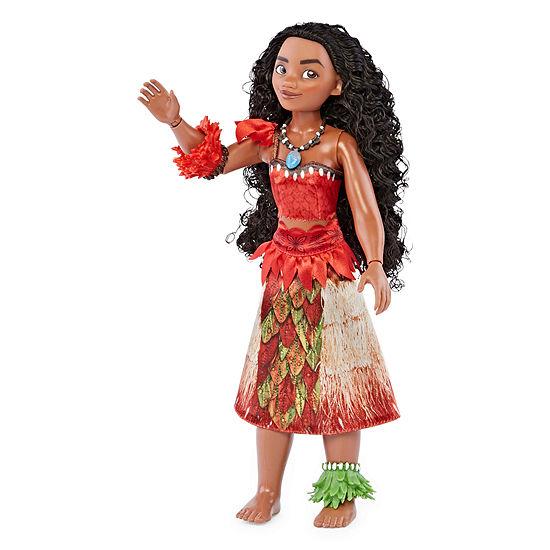 Disney Singing Moana Action Figure