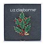 Liz Claiborne Red Pin