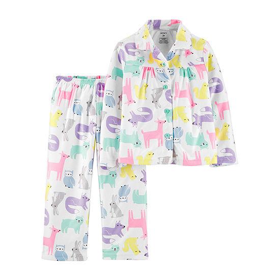 Carter's Girls 2-pc. Pajama Set Toddler