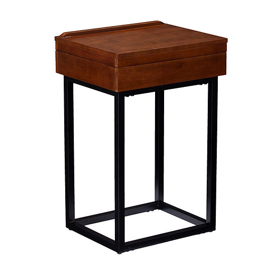Holly & Martin Cayson Storage Side Table