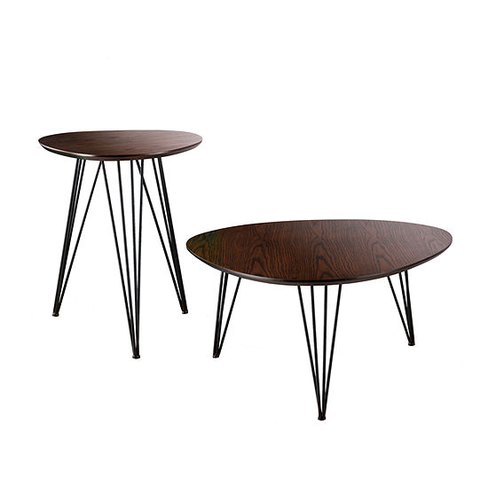 Holly & Martin Bannock 2-Piece Table Set