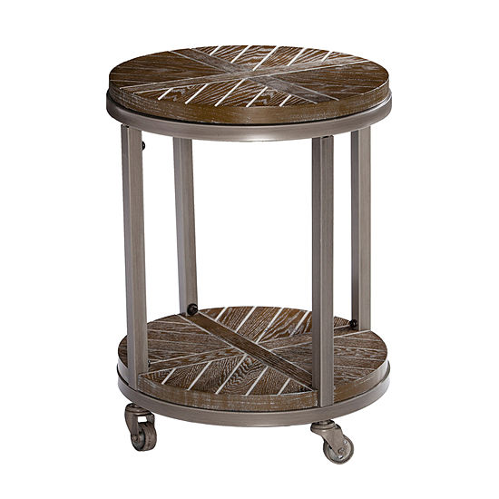 Kyanix Urban Round End Table