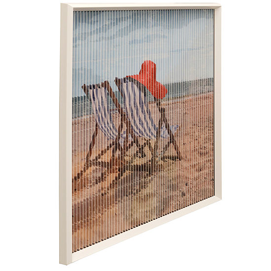 """Stylecraft Beach Umbrellas 32.7"""" W Canvas Art"""
