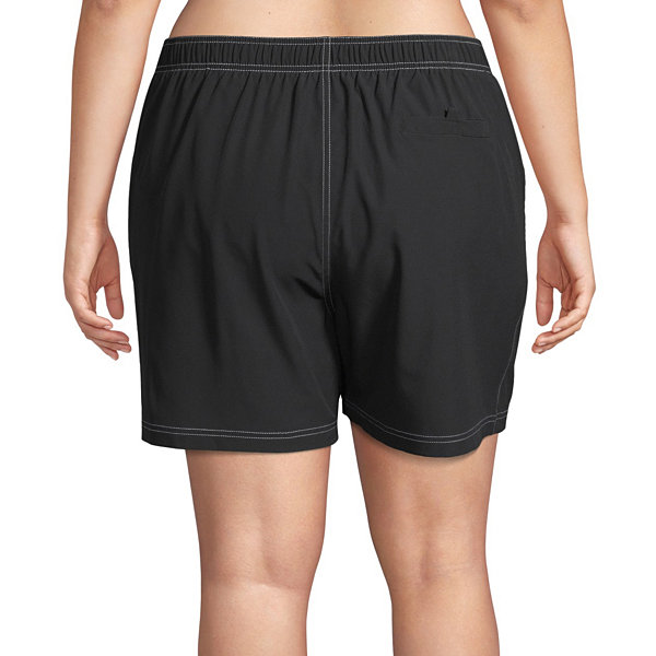 Zeroxposur Boyshort Swimsuit Bottom-Plus