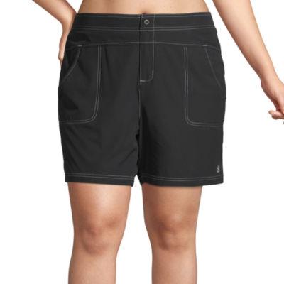 Zeroxposur Womens Board Shorts Plus