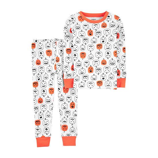 Carter's Halloween Boys 2-pc. Pajama Set Toddler