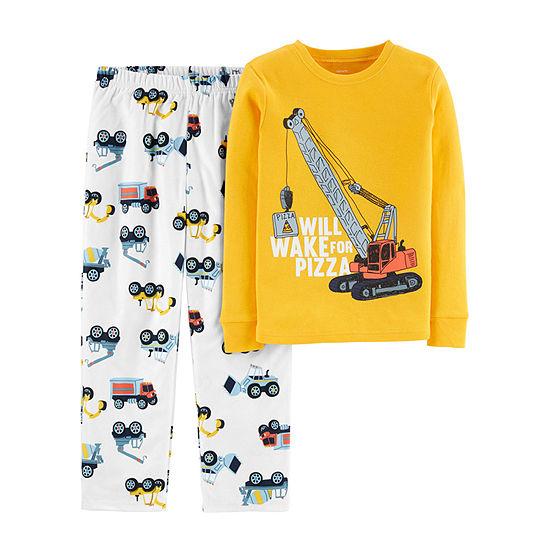 Carter's 2-pc. Pajama Set Preschool / Big Kid Boys