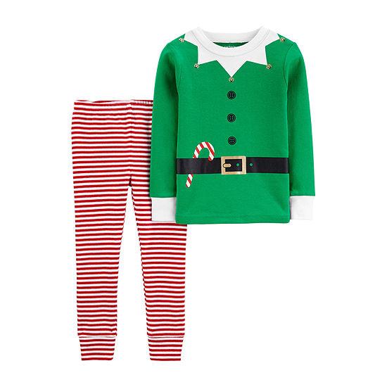 Carter's Christmas Boys 2-pc. Pajama Set Toddler