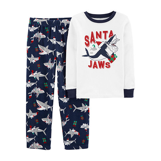 Carter's Christmas Boys 2-pc. Pajama Set Preschool