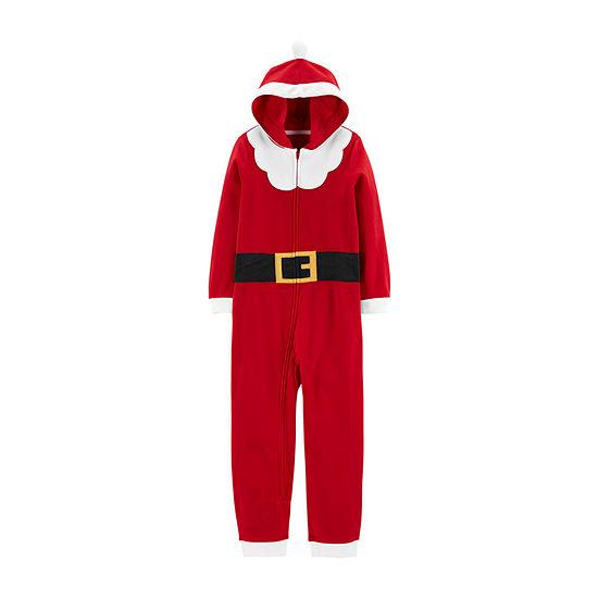 Carter's Santa Boys Jumpsuit - Preschool