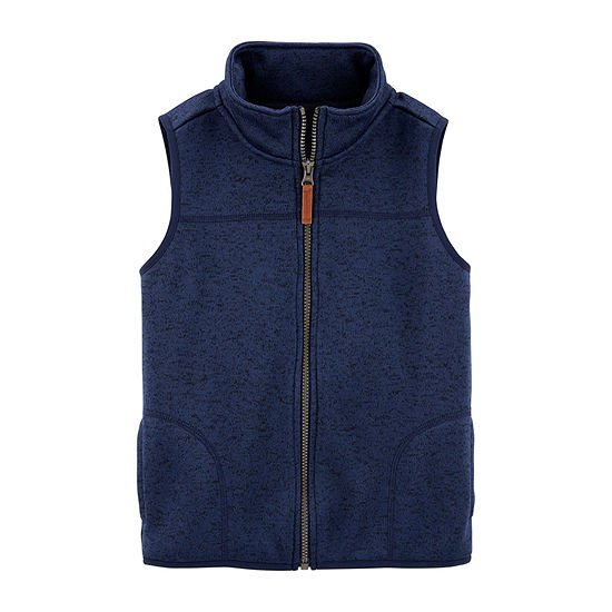 Carter's Boys Vest Preschool / Big Kid