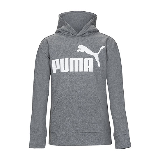 Puma Boys Hoodie-Big Kid