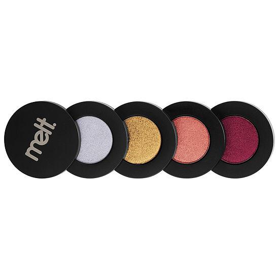 Melt Cosmetics Haze Eyeshadow Palette Stack