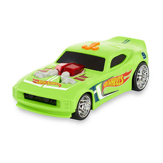 Hot Wheels Pop Wheelie Car