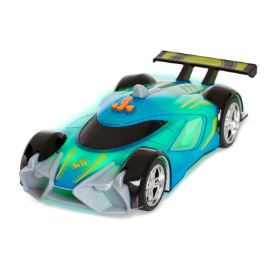 Hot Wheels Color Crashers: Race N Crash