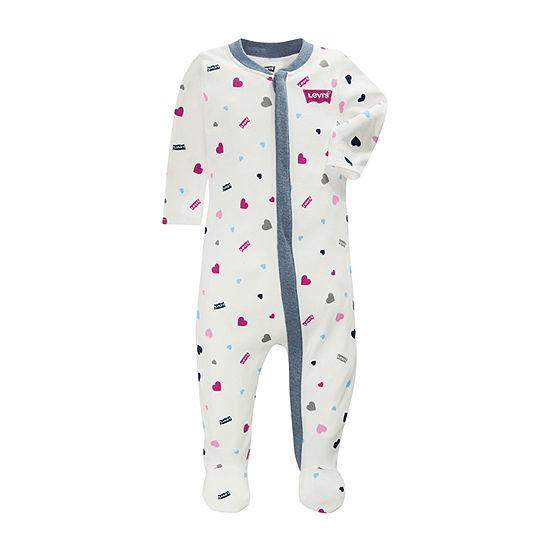 Levi's Heart Girls Sleep and Play - Baby