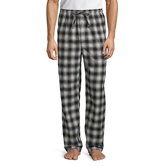 Stafford Mens Flannel Pajama Pants - Extra Tall