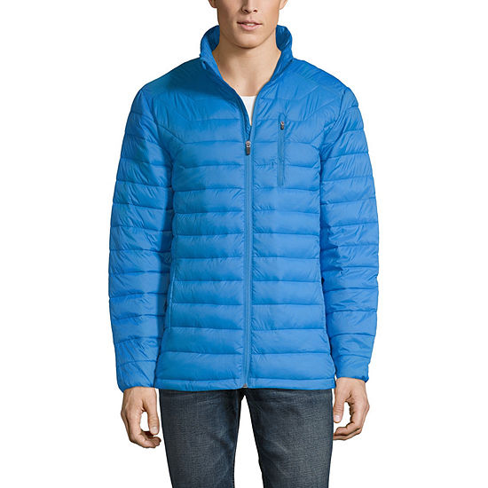 Xersion Water Resistant Lightweight Puffer Jacket